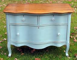 the princess dresser was painted in a mix of duck egg blue louis