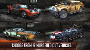 death race the game mod apk free download death race the official game 1 0 5 mod apk data unlimited coins