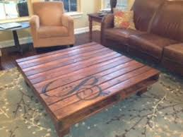 Best Wood For Making A Coffee Table by How To Make The Perfect Pallet Coffee Table Pallets Monograms
