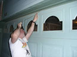 is your garage secure it may be insecure by design but you can electrically operated door