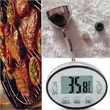 termometre cuisine steak grill thermometer digital kitchen thermometer bbq thermometer