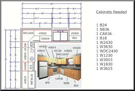 kitchen echanting of kitchen cabinet layout design ideas l shaped