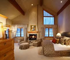 perfect master bedroom with fireplaces design bedroom razode