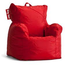 Kids Oversized Chair Big Joe Cuddle Bean Bag Chair Multiple Colors Walmart Com