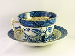 willow pattern jam pot set of 2 vintage booths old willow pattern china cup and saucer ship