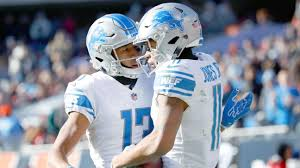lions escape with win in chicago and set up thanksgiving