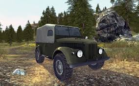gaz 69 off road 4x4 suvs russian off road 2 android apps on google play