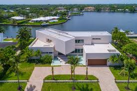 extraordinary spec home in coral gables with floating master an aerial of 445 solano prado in coral gables courtesy of daniel hertzberg of the jills photo by richard novak