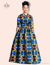 Plus Size Womens Clothing Stores African Bazin Clothes For Women Custom Traditional African