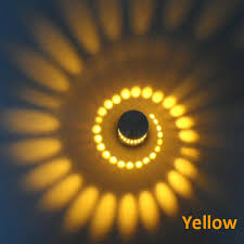 aliexpress com buy led wall lamp whirl wall light for ktv bar