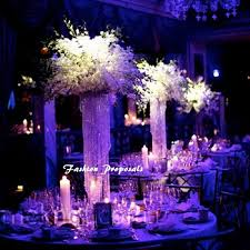 Crystal Vases For Centerpieces Decorating A Wedding Reception Inn 2 Weddings