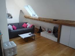 appartement cosy sous les toits parisiens d礬coratrice d