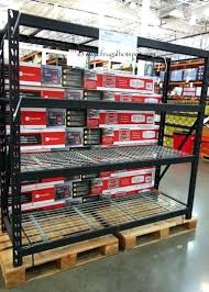 Costco Storage Cabinets Garage by Originalviewscostco Garage Storage Racks Costco Shelves U2013 Venidami Us