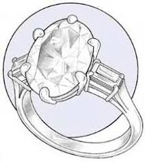 Bench Jeweler Certification Professional Jeweler Archive Fabricating A Three Stone Ring Part 2