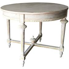 henhurst a few of my favorite things gustavian furniture swedish gustavian style round table from a unique collection of