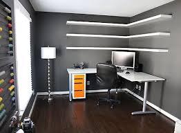 Office Desk Shelves Wonderful Ascot Beech Corner Shelf And Storage Unit Home Office
