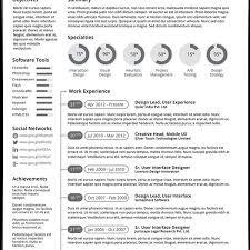 Free Cv Resume Exclusive Design Cv Resume Template 7 Free Minimalistic Cvresume