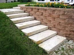 decorative concrete blocks home depot interesting block retaining walls block retaining walls