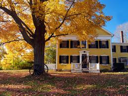 yellow exterior paint 12 charming yellow houses town country living