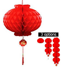 Japanese New Year Decorations Pack by Amazon Com Fun Express Chinese Paper Dragon Decoration 1 Piece