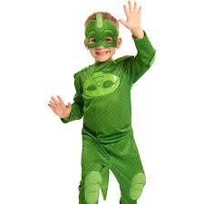 the mask costume pj masks dress up set gekko walmart
