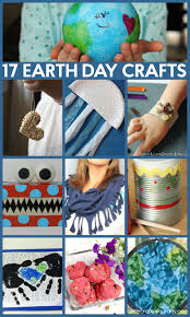 17 earth day crafts for kids a little craft in your day