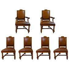 set of six 20th century dining chairs by ralph lauren at 1stdibs