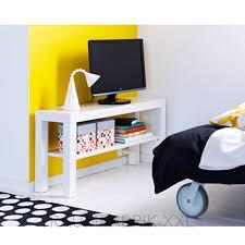 Wohnzimmer Computer Ikea Fernsehtisch Weiss Tv Regal Wohnzimmerregal 90 X 26 Cm