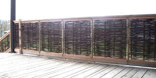 garde corps jardin oregistro com u003d palissade jardin bois tresse idées de conception