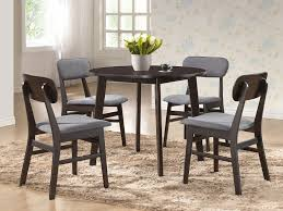 Dining Room Furniture Montreal 5pc Dining Table Andrs For Seat Seater White Wonderful And