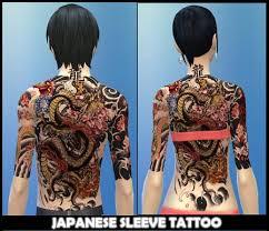 yakuza tattoo price the sims 4 free tattoos downloads tattoos the sims catalog