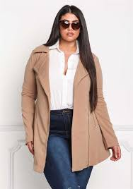 plus size light jacket the best plus size coats for fall and winter instyle com