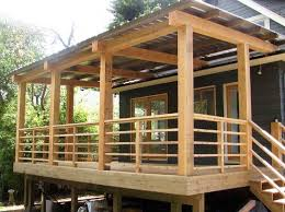 deck railing ideas wood deck railing ideas to try u2013 ivelfm com