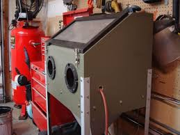 Homemade Blast Cabinet My Differential Rebuild Paper Corvette Forum Digitalcorvettes