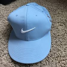 light blue nike golf hat 73 off nike other baby blue nike golf hat from jacob s closet on