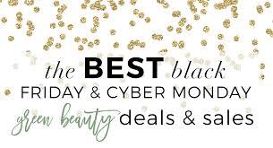 best deals black friday sale 2016 best black friday u0026 cyber monday green beauty deals u0026 sales 2016