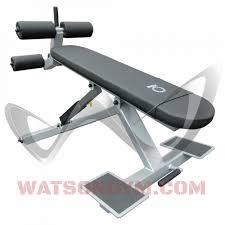 animal adjustable decline bench watson gym equipment