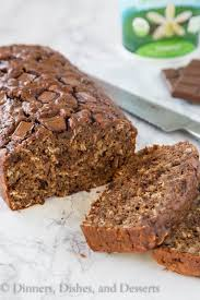 chocolate oatmeal banana bread dinners dishes and desserts