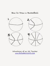 adventures of an art teacher how to draw sports how to draw a