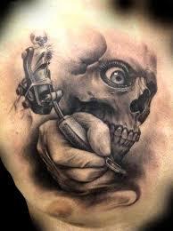 tattoos 20 scary tattoos