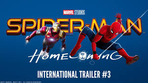 spider man homecoming intl trailer 3 cinemas july 6