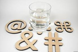 Gender Neutral Gifts by Homemade Gift Ideas Typographic Character Coasters Huffpost