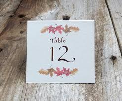 Wedding Table Signs Wedding Table Signs U2013 El U0027s Cards