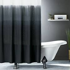 Shower Curtain For Roll Top Bath Unique Modern Shower Curtains Cb2