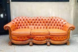 Tufted Vintage Sofa 10 Vintage Craigslist Office Finds In The Golden State
