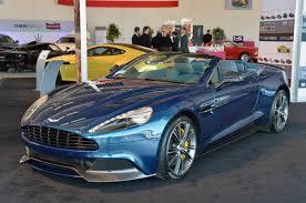 2014 Aston Martin Vanquish Volante Monterey 2013 Photo Gallery
