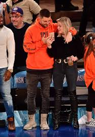 lyrica anderson and meagan good ashley benson and ryan good at madison square garden in nyc