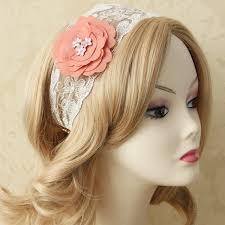 bungees hair handmade pretty womens 2 8 width pink flower filigree