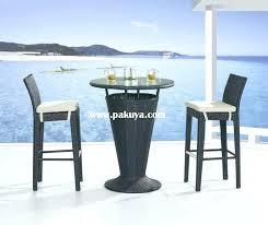 Plastic Bar Table Bar Stool Outdoor White Plastic Bar Stools And Table Outdoor Bar