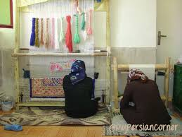 my persian corner iran photo of the day rug weaving
